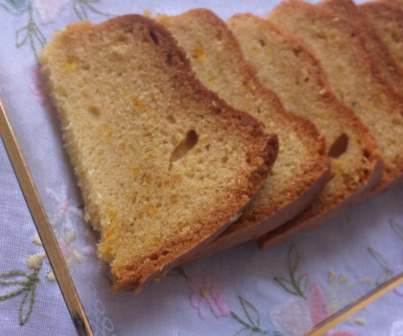 Sinaasappel Kardemon cake