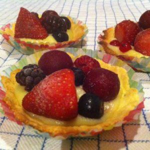 Vruchtentaartje 1