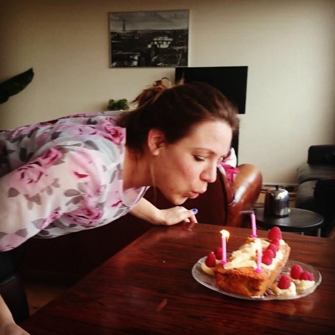 frambozen vanille cake 2