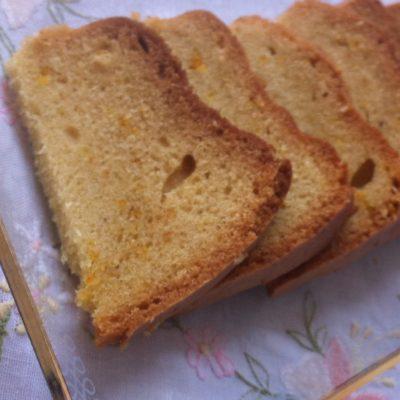 Een heerlijke Sinaasappel Kardemom Cake