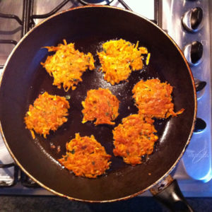 Zoete Aardappelkoekjes 1a