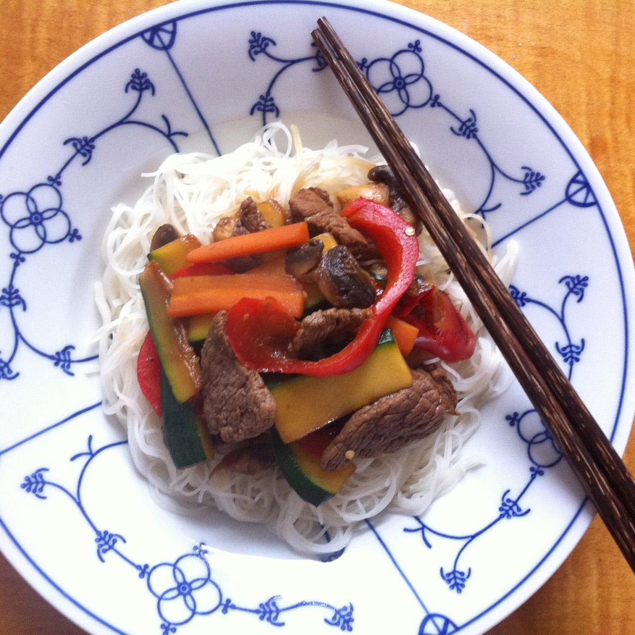 Super snel: Mihoen met Gemarineerde Biefstuk