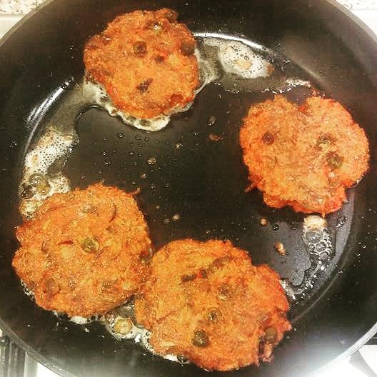 Lekker vegetarisch: Bietenburgers van Matthijs