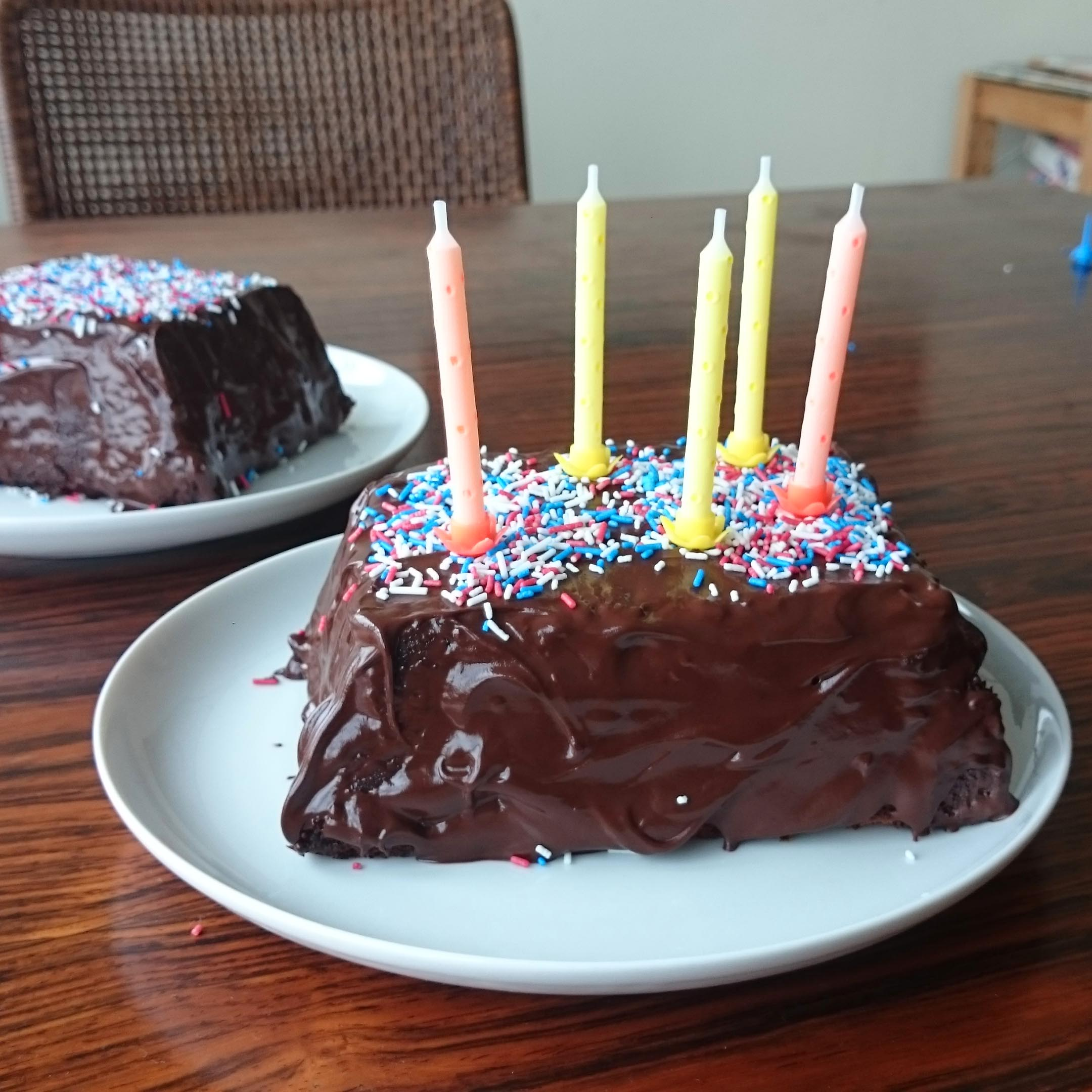 Chocolade mudcake