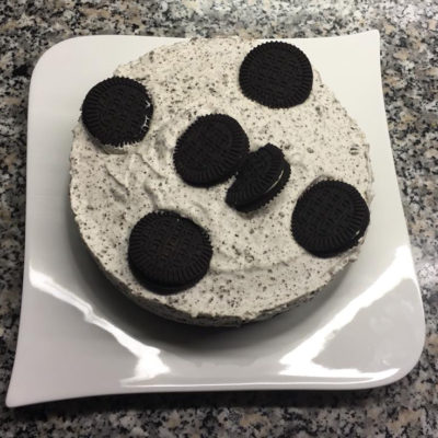 """Oreo Cheesecake"""